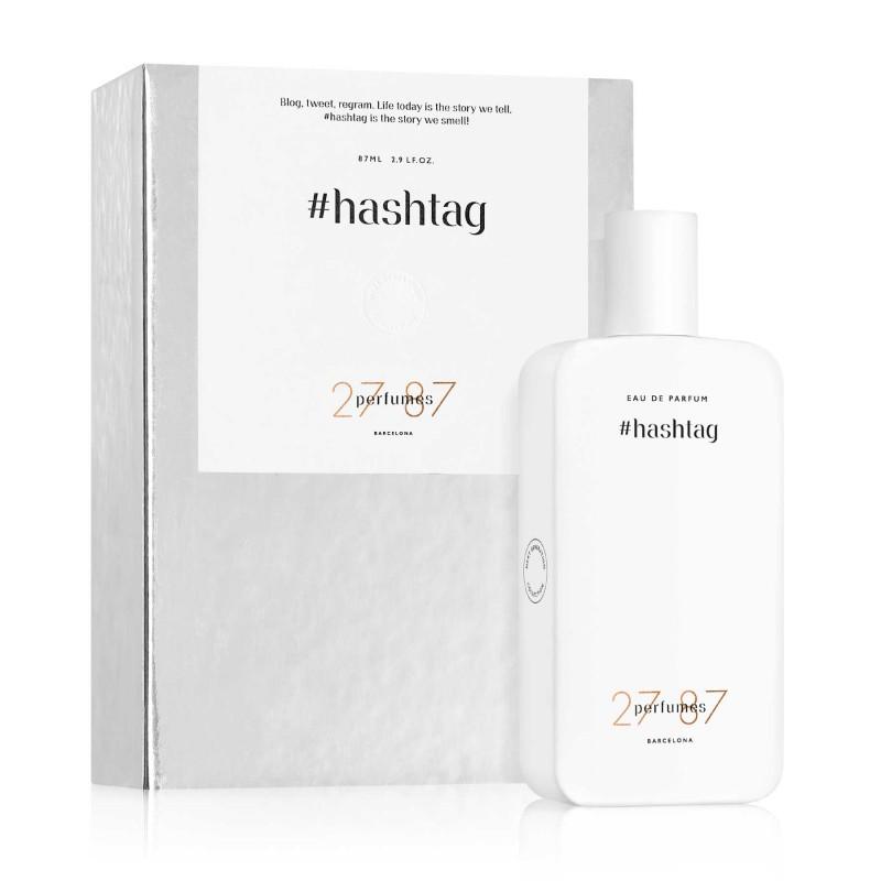 27 87 Perfumes #Hashtag 100 ml