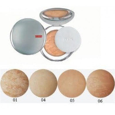 Пудра для лица Pupa Luminys Silky Baked Face Powder № 06