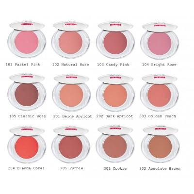 Компактные румяна с матовым эффектом Pupa Like A Doll Blush № 204